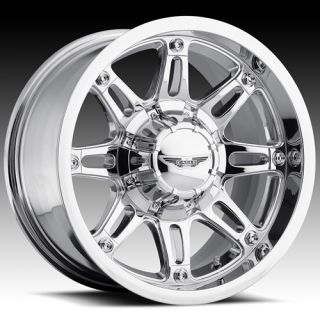 20x9 Chrome Wheel American Eagle 27 8x180