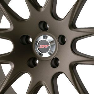 New 18x8 5 5x114 3 5ZIGEN ZR Bronze Wheels Rims