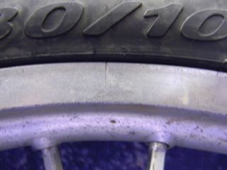 RMZ 250 Wheel Rim Front Rear Excel RM Z 250 RMZ450 Suzuki Dirt Bike