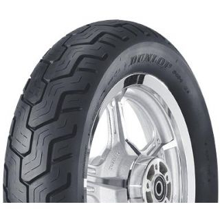 dunlop d407 rear m c tire 180 65b16 81h 3029 57 for harley. Black Bedroom Furniture Sets. Home Design Ideas