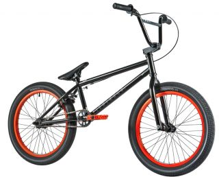 2012 Fit Bike Eddie Cleveland 1 Black Orange BMX s M Signature