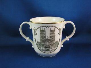 HM Queen Elizabeth II 25th Anniversary of Coronation Loving Cup Royal