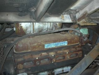 Detroit Diesel 8V 71 N Engine Only, will part out engine have engine