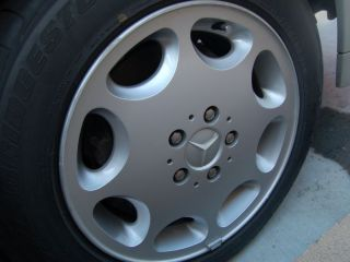 Mercedes 129 SL500 E500 16 16 Wheels Rims Tires