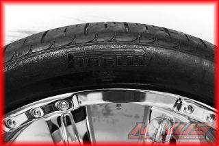 24 Chevy Silverado 2500 GMC Sierra Wheels Tires 18 20