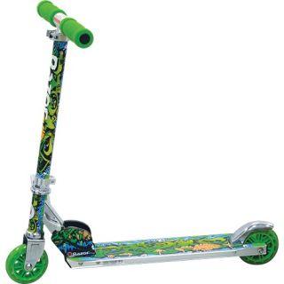Razor Wild Style Green Scooter