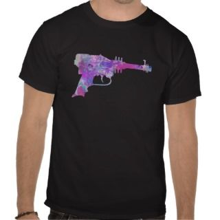 VINTAGE RAY GUN BLASTER T SHIRT