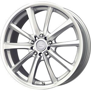 17 MB Motoring Wheels Rims 5x100 5x114 3 Ford Mustang Dodge Neon