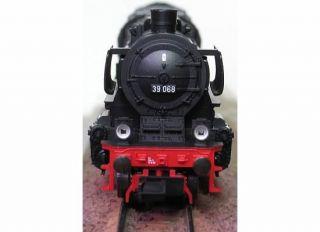 Fleischmann Piccolo 7135 DB BR 39 Class 2 8 2 Express Steam Locomotive
