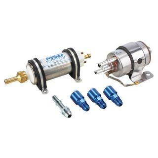 New LS1 Fuel Filter Regulator Pump Fittings Fuel Delivery Kit
