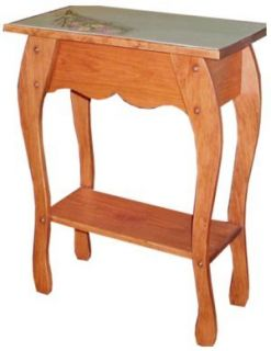 Wooden Box Table Amish Crafted Beautiful