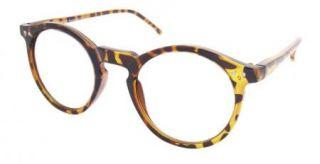 Black Retro Designer Frame Clear Lens Glasses Johnny Depp Moscot