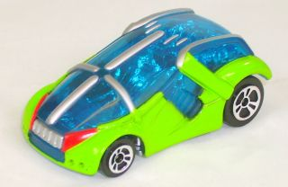 Maisto Buzz Racer Car 2002 Kid Connection Fantasty Collection Diecast