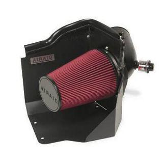 Airaid 200 187 Air Intake Red Filter Chevy Silverado 6 6L Diesel Kit