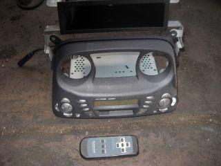 Nissan Almera N16 00 02 Radio Stereo Cassette No Code