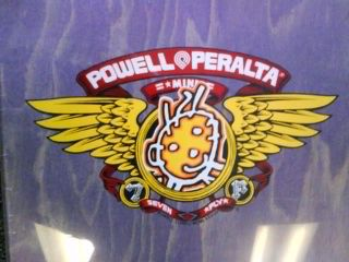 Vintage Powell Peralta Lance Mountain Skateboard Deck