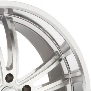 20 inch PRIVAT ATLANTIK Wheel 5x120   SILVER FIT BMW Z3 Z4 X3 128 135