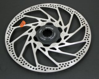 Shimano XT SM RT77 Disc Rotor Center Lock 1pcs 203mm 8