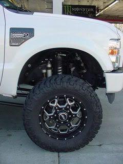 Ford F250 F350 BMF Sota Wheels Black 24 x 10 5 8x170