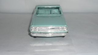 1965 Dodge Coronet Convertible Promo Model Car by MPC