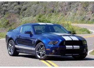 Mustang Shelby GT500 SVT Wheels Rims Tires Factory 10 11 Cobra