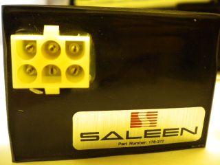 Saleen Mustang SC 1st Water Pump Timer Control 178 372