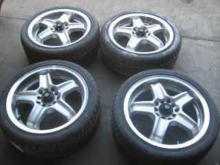 Corolla Celica ES250 Scion Tires Wheels Rims Prime USA Made 4