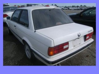 BMW 325i 2dr E30 Interior Quarter Trim Panel Right Rear