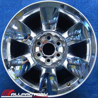 GMC 1500 Sierra Yukon 20 2009 2010 2011 Chrome Wheel Rim New 5419
