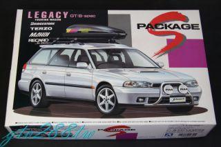 Aoshima 1 24 Subaru Legacy GT B Spec Wagon MK 2 Sport