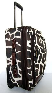 Piece Luggage Set Travel Bag Rolling Wheel Upright Case Carry on