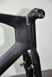 Full Carbon Triathlon Time Trial TT Frame Aero TT Handlebars Di2