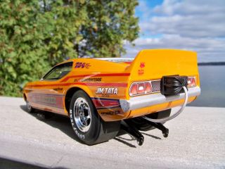 18 Autoworld NHRA 1971 Ford Mustang La Hooker Funny Car with Sue