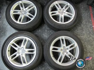 2013 Audi Q5 Factory 19 Wheels Tires Rims 8R0801025AE Tiguan