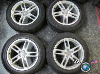 2013 Audi Q5 Factory 19 Wheels Tires Rims 8R0801025AE Tiguan