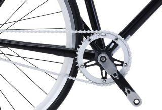 2012 Hasa Track Fixie Single Speed Road Bike 59cm