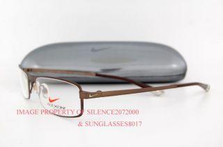 Brand New Nike Eyeglasses Frames 4179 242 Brown for Men