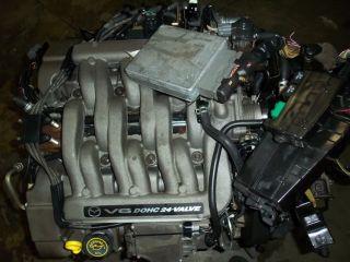 Mazda MPV JDM GY de Engine Gyde Motor 2 5 Liter V6 Japanese Imported