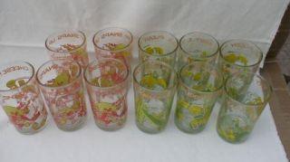 1974 Warner Bros Looney Tunes Character Glasses 11
