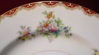 Meito Japan China Versailles Pattern Dinner Plate