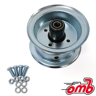 Rim Front Hub Assembly Wheel Assembly Mini Bike Go Kart Parts