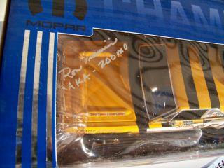 18 Hwy 61 Autographed Ron Mancini aka Zoomo BEELEAVER1968 Dodge Dart
