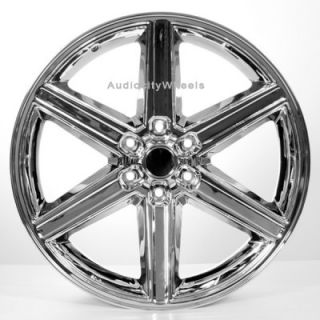 IROC Wheels and Tires 6LUG Escalade Tahoe Chevy Siverado Rims