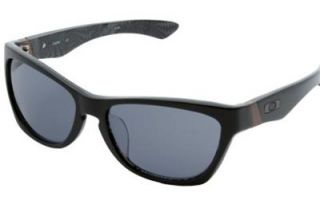 New Oakley Jupiter LX Sunglasses Black Pattern Grey 03 283 Authentic