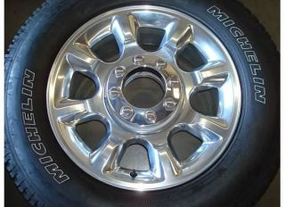 20 Ford F 250 F350 Wheels Rims Tires Factory F250 Superduty Lariat 05