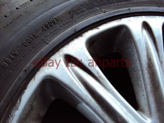 Odyssey EXL T 17in Aluminum Wheel Rim PAX225 460A Michelin