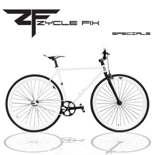 Fixed Gear Bike Fixie Bike Track Bicycle 52 cm w Deep Specials