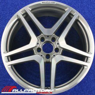 CL63 CL65 S65 S63 20 2008 2009 2010 2011 2012 OEM WHEEL RIM AMG 85051