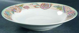 Fitz Floyd Caribbean Rim Soup Bowl S2055066G2