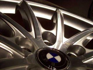 22 BMW Wheels 745 750 760 645 650 M6 Tires Convex E65 E66 745i 750i